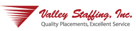 Valley Staffing Inc.